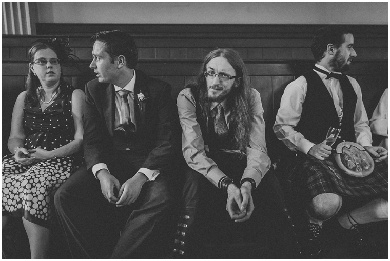 Kat & Paul's Wedding at St Andrew's in the Square - 8th August 2014, Glasgow